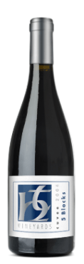 TH Estates wine: 3 Blocks