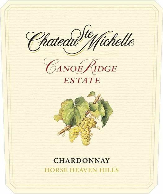 Chateau Ste. Michelle Chard