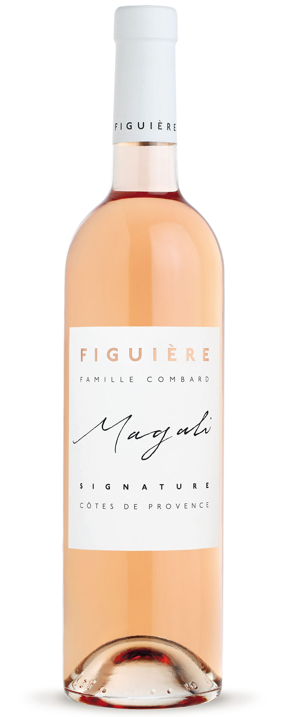 Bottle of Figuiere Cotes de Provence Signature Magali