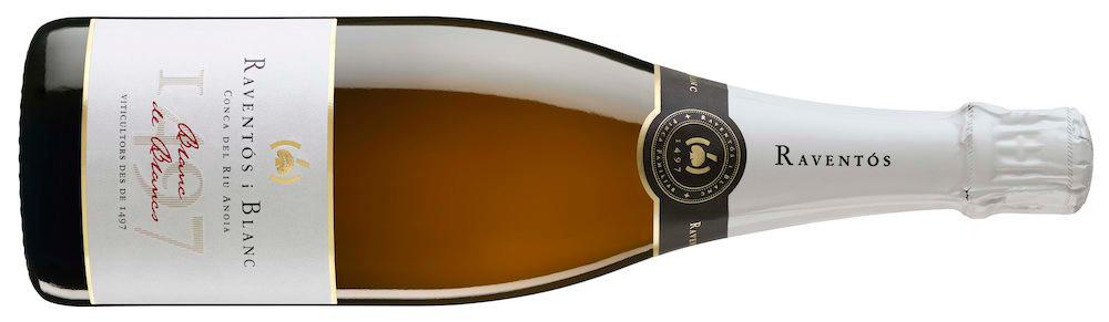 Bottle of Raventos i Blanc de Blanc