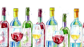 Best Wine and Snacks for Your Painting and Wine Class