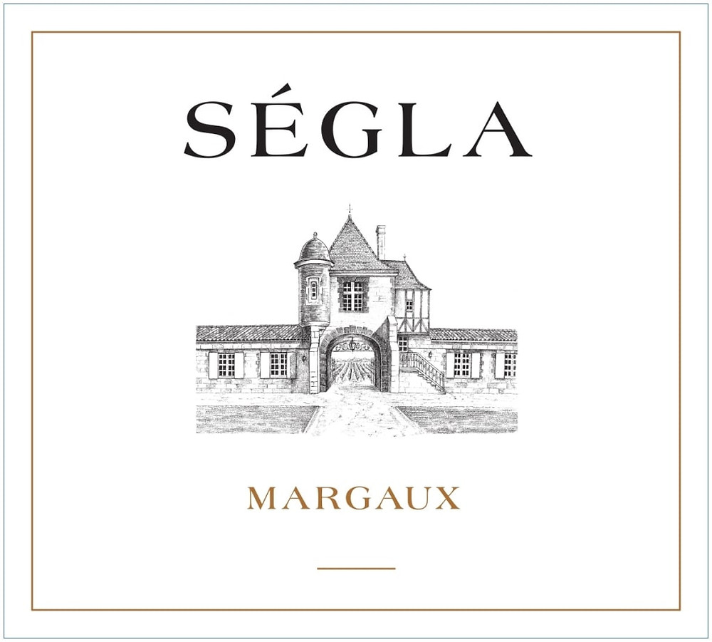 Chateau Rauzan-Segla wine label