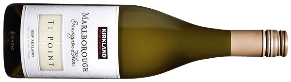 Bottle of Kirkland Signature Sauvignon Blanc