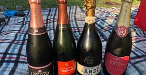 French Champagne vs Tasmanian Sparkling Wine