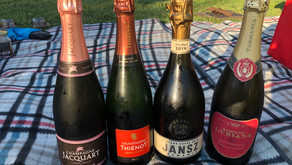 French Champagne vs Tasmanian Sparkling Wine