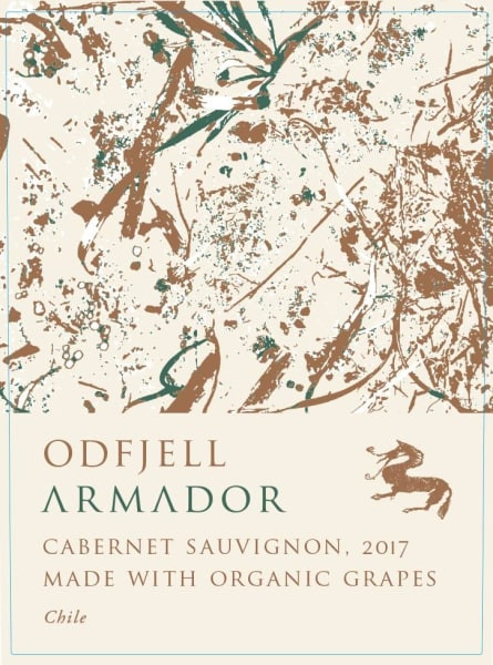 Odfjell Armador red wine.