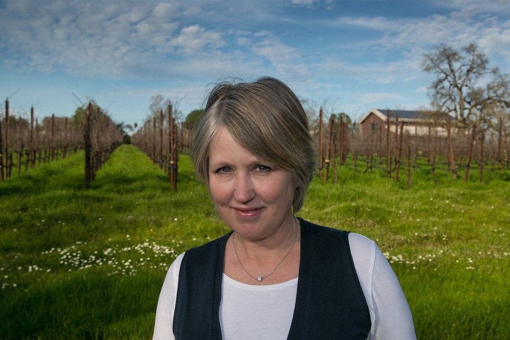 Kathleen Inman: Winery Owner and Winemaker for Inman Family Wines n California.