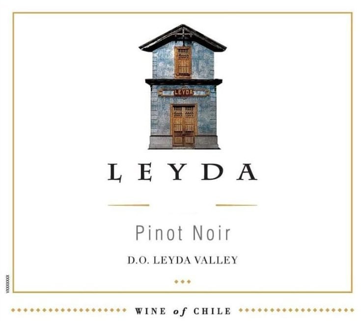 Wine Label for Leyda Pinot Noir