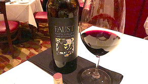 Faust Cabernet Sauvignon: Our Latest Obsession