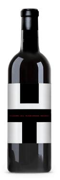Bottle of TH Estate Wines: Grenache wine named SKINS.