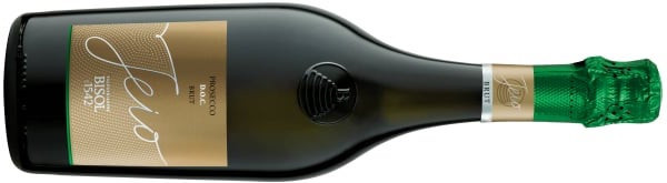 Bottle of Bisol Jeio Prosecco Brut