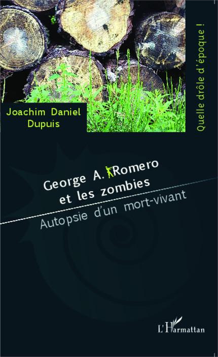 Un livre du philosophe Joachim Dupuis sur la figure du zombie