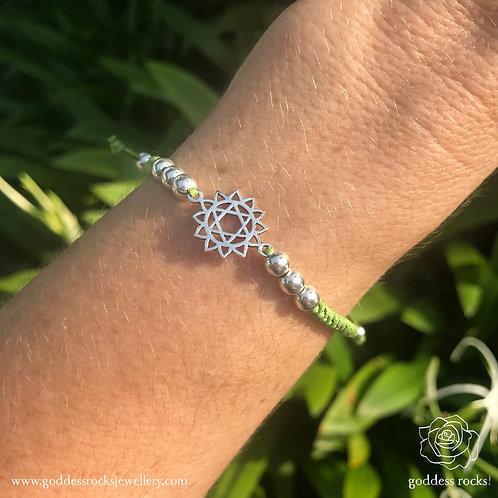Heart Chakra Bracelet