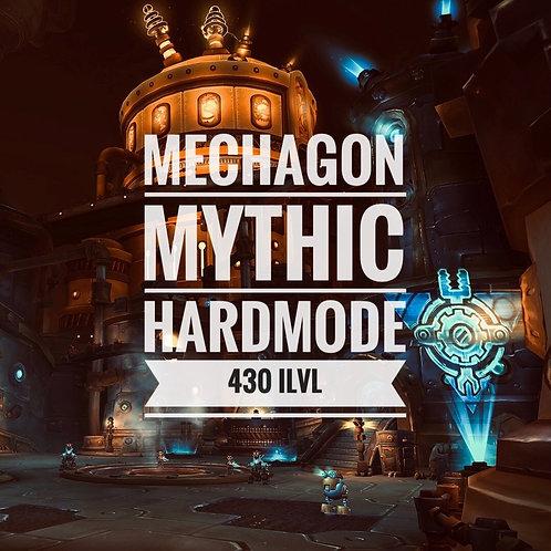 Operation: Mechagon Megadungeon HARD MODE