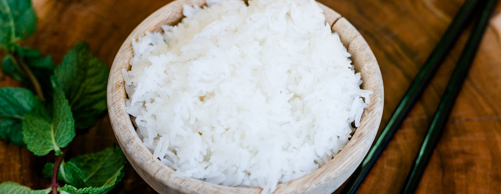Steam Fragrant Rice
