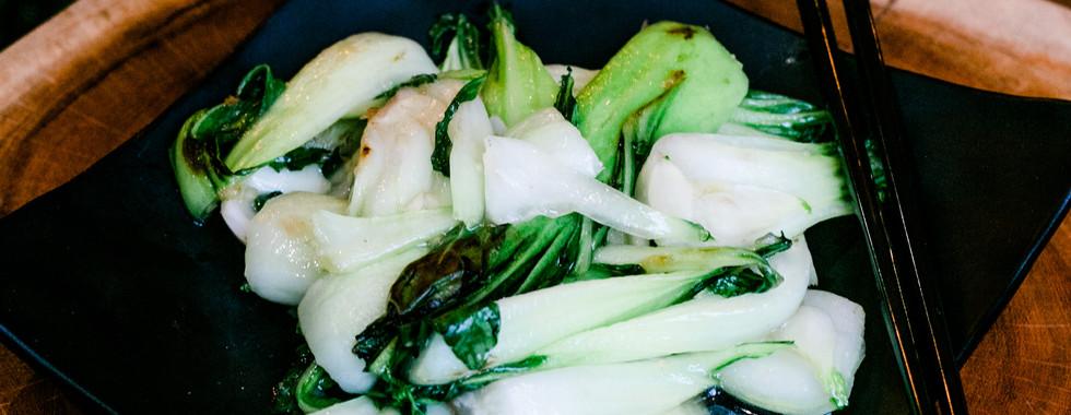 Stir-fried Pakchoi