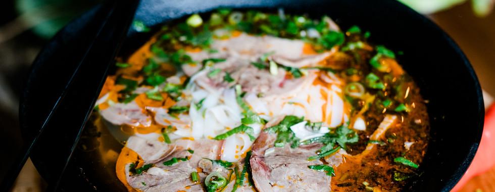 Bun Hue Spicy Soup