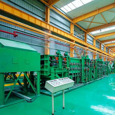 碱洗设备 (Alkali Washing Machine)