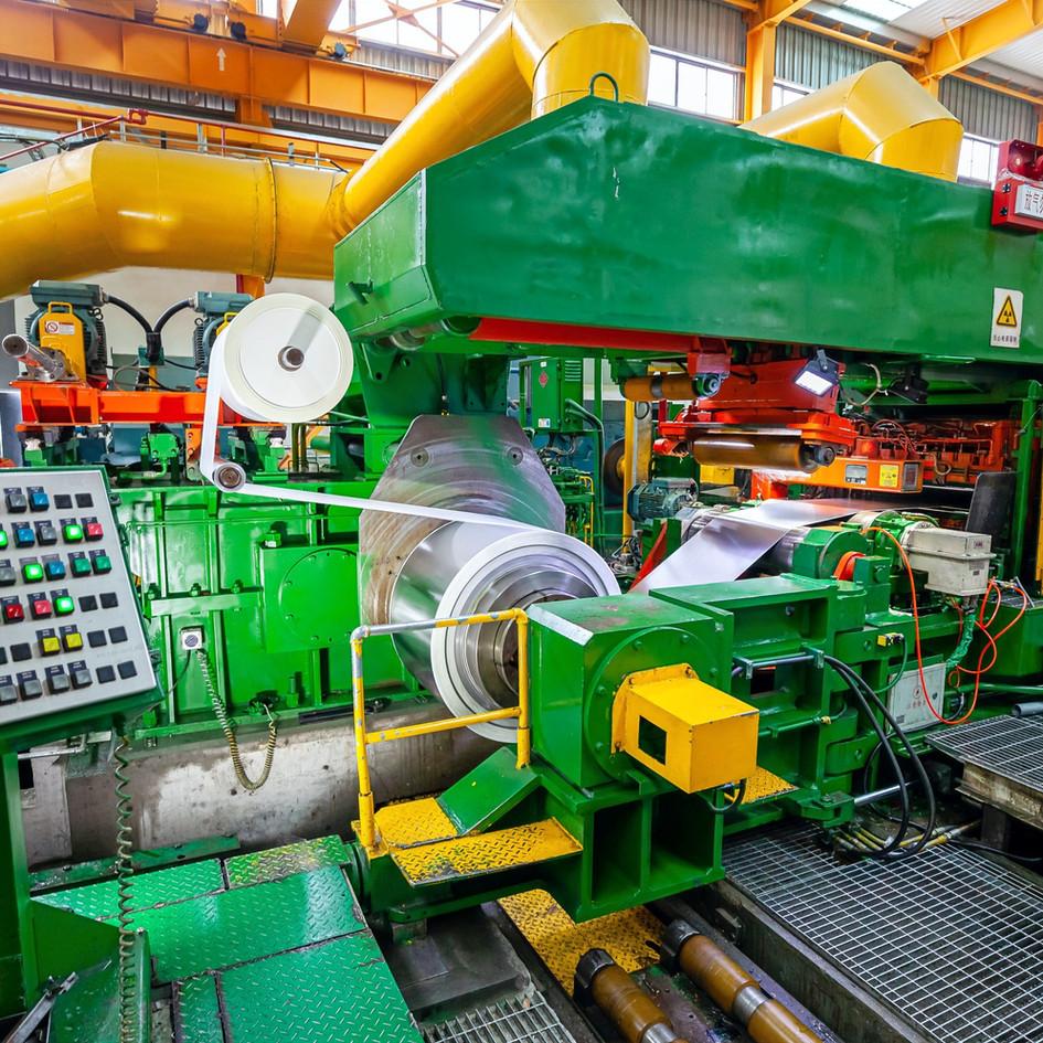 20辊可逆式冷轧机(20 High Sendzimir Mill)