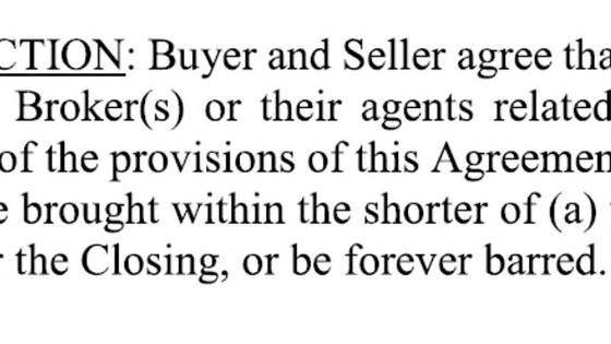 Michigan Seller Disclosure Update