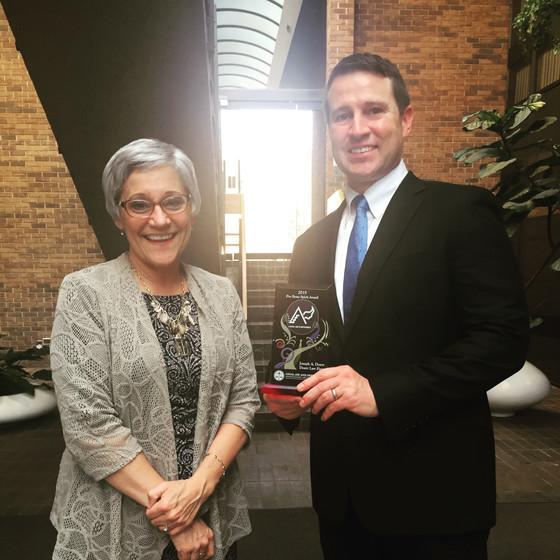 Doerr Law Firm Wins Pro Bono Award