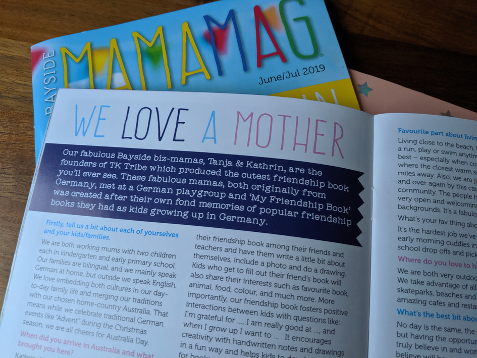 mamamag article mum interview