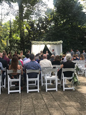 2019 - Whitehall - Garden - Wedding Cere