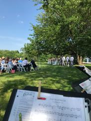 5-18-19 Outdoor Wedding - Ceremony Pic.j