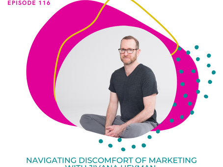 Navigating The Discomfort Of Marketing Your Yoga Business
