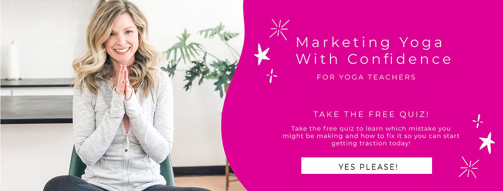 Marketing Yoga with Confidence Free Facebook Group