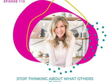 Stop Thinking About What Others Think So You Can Grow Your Yoga Business