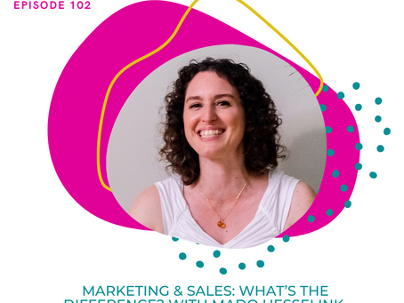 Marketing & Sales: What's The Difference?