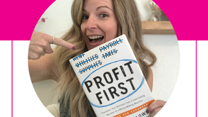 Ep. 73: #1 Tool To Create A Profitable Yoga Business [Profit First by Mike Michalowicz]