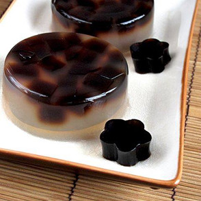 Glass jelly