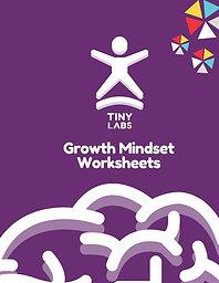 Digital Download Growth Mindset Worksheets