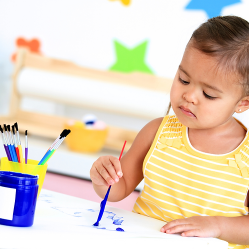Arts and Crafts for Young Readers