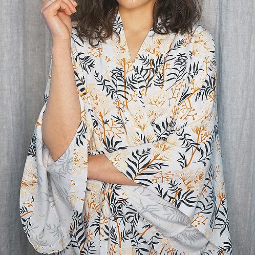 Kimono Renfana White