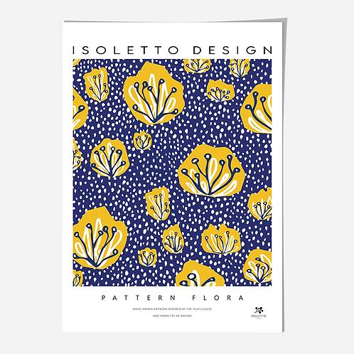 Poster Flora