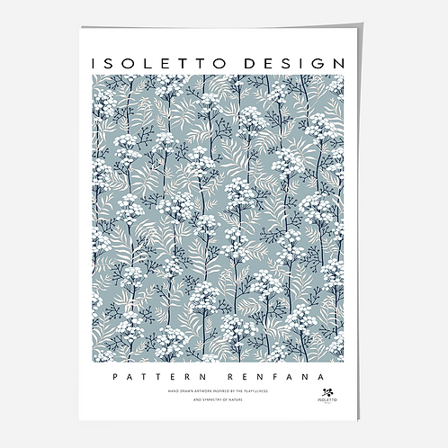 Poster Renfana Grey
