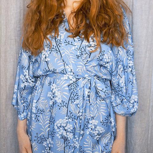 Kimono Renfana Blue