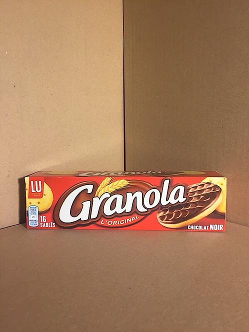 Granola chocolat noir / 195g