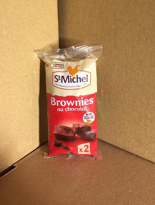 Brownies au chocolat 50g - 5 pour 1€
