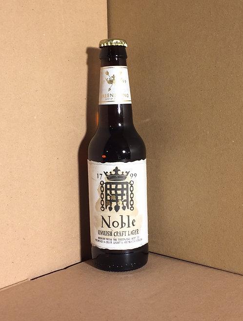 Noble Biere blonde Angleterre 5% 0€75 les 33 cl