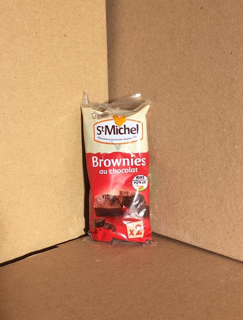 Brownie au pépites de chocolat 0€25 les 50g