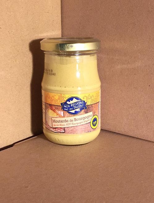 Moutarde de Bourgogne les 200g