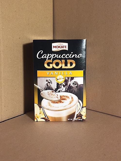 Cappuccino saveur vanille / 100g