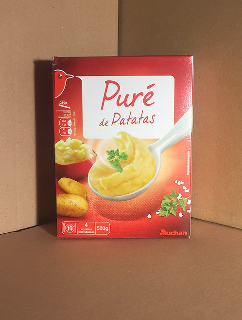 Purée de pomme de terre 0€79 les 500g