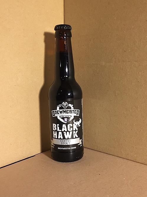 Brewmeister black Hawk 5% Biere brune d'Angleterre 33 cl