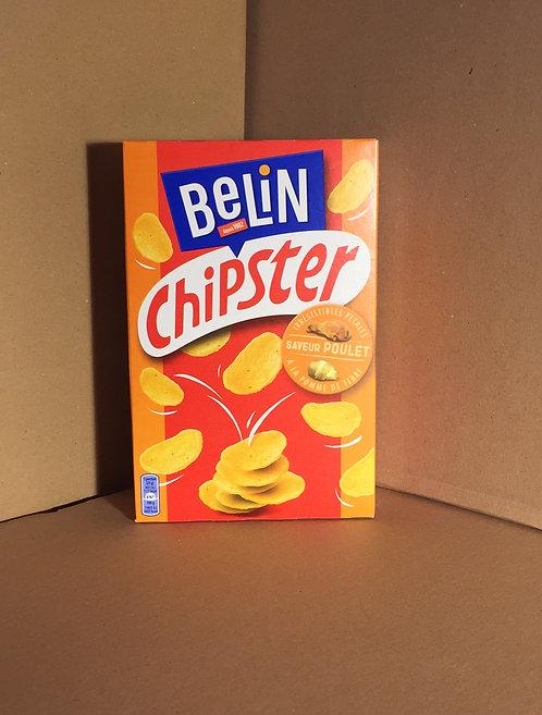 Chipster saveur poulet 0€75 les 75g