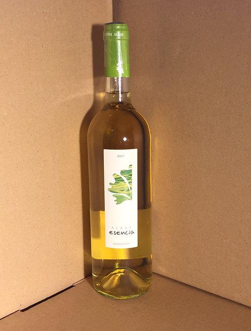 Albae Esencia Chardonnay 2012  13,5% 75 cl
